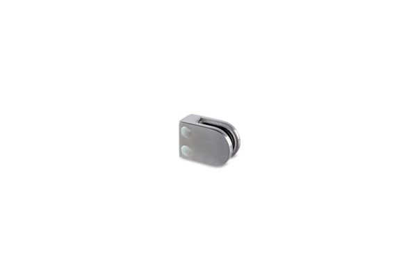 Glass Clamp Q-Railing flat back
