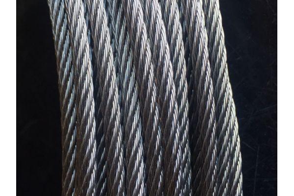 Stainless Steel Wire 3.2mm 7x7 316 Marine Grade.
