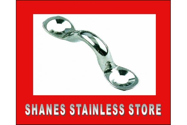 Stainless Steel Saddle 5mm